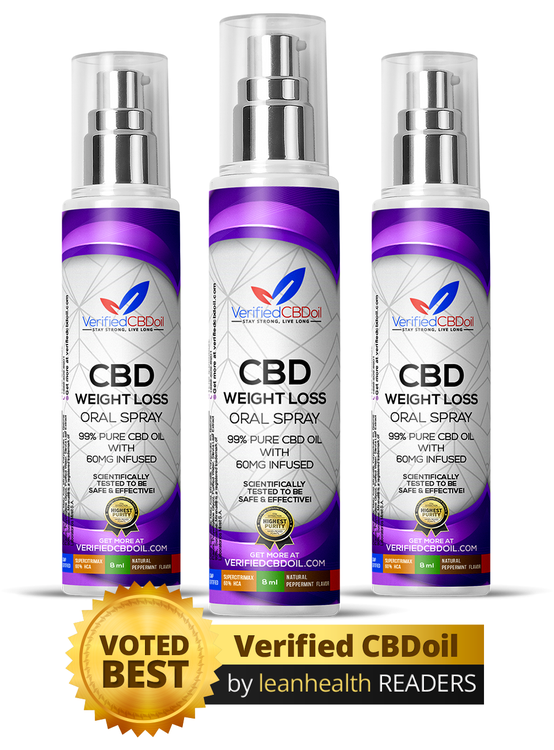 Spray Pérdida de Peso CBD - CDB Aceites - SeedSpotter