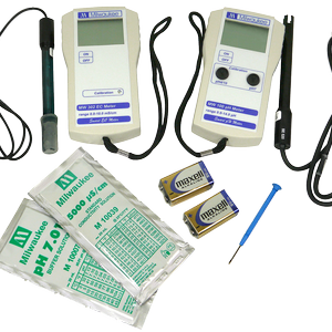 PH/EC Meter Kit